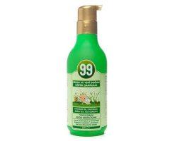 99 Bebek Yeni Doğan Bebekler için Köpük Şampuanı 200ml