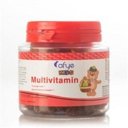 Afye Kids Güçlendirilmiş Şeker Multivitamin 50 Ayıcık Kullananlar