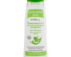 Alphanova Bebe Bakım Şampuanı 200ml