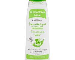 Alphanova Bebe Saç ve Vücut Temizleme Jeli 200ml