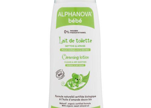 Alphanova Bebe Temizleme Losyonu 200ml
