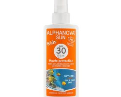 Alphanova Kids Sun SPF30 Spray Bio 125gr