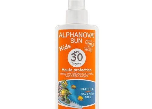 Alphanova Kids Sun SPF30 Spray Bio 125gr