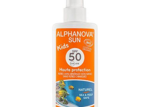 Alphanova Sun Bio Cosmos Spray SPF50 Kids 125gr