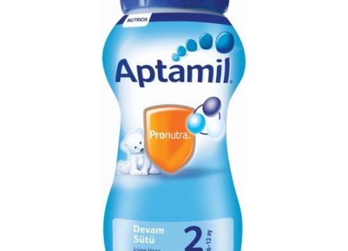 Aptamil 2 Devam Sütü 200 ml | 6-12 ay