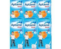 Aptamil Prebiyotik Lif Karışımı-1yaş üstü 6x200ml