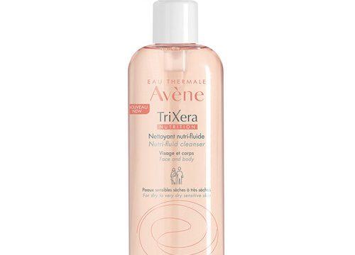 Avene TriXera Nutrition Nutri-Fluid Cleanser 400ml