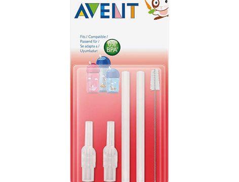 Avent Değiştirilebilir Pipet ve Fırça Seti