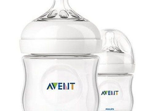 Avent Natural Biberon 125ml 2 Adet 0+ Ay SCF690/27