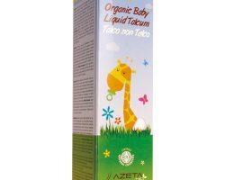 Azeta Organik Bebek Sıvı Talk Pudra 200ml