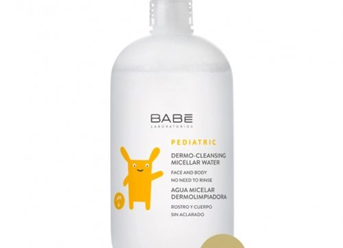 Babe Dermo Cleansing Micellar Water 500ml – Face and Body