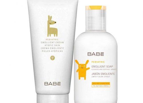 Babe Pediatric Emolient Cream + Oil Soap 200ml HEDİYE!