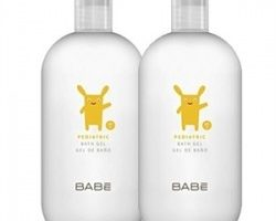 Babe Pediatrik Banyo Jeli 2x500ml