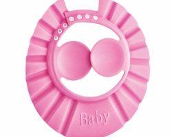 BabyJem Banyo Siperi Pembe