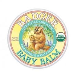 Badger Bebek Balsamı (Pişikler için) 21gr