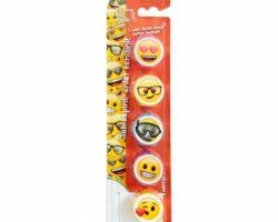 Banat Emoji Diş Fırça Kepi Küçük