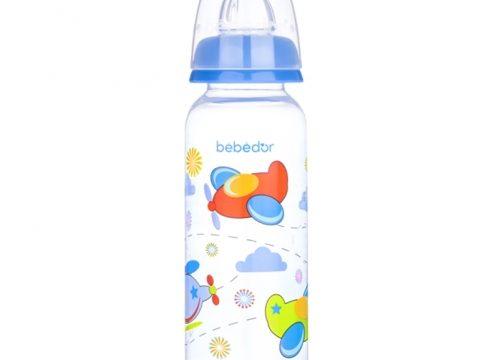 Bebedor Desenli PP Biberon 250 ml