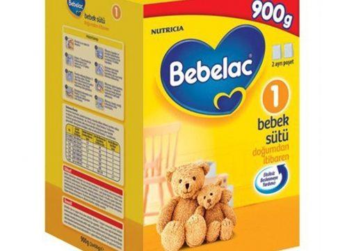 Bebelac 1 Bebek Sütü 900 gr | 0-6 ay