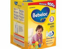 Bebelac 3 Devam Sütü 900 gr | 0-6 ay
