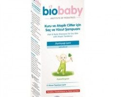 Biobaby Atopik Ciltler İçin Şampuan 300 ml