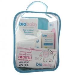 Biobaby Bebek Bakım Seti