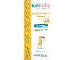 Biobaby Güneş Koruyucu Losyon SPF30 100 ml