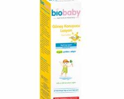 Biobaby Güneş Koruyucu Losyon SPF50 100 ml