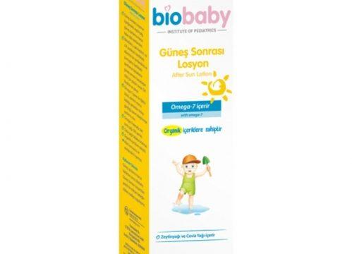 Biobaby Güneş Sonrası Losyon 100 ml