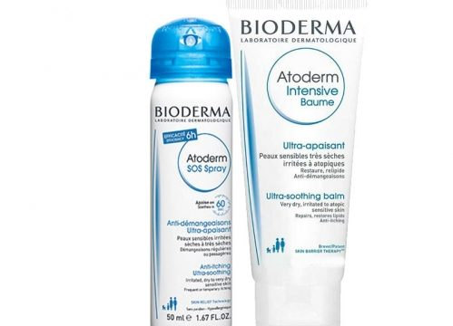 Bioderma Atoderm SOS Spray 50 ml | Atoderm Intensive Baume 45 ml HEDİYE