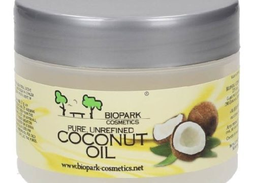 Biopark Cosmetics Saf Soğuk Pres Hindistan Cevizi Yağı 100 gr