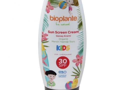 Bioplante Çocuklar İçin Güneş Kremi Spf 30 100ml