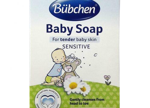 Bübchen Baby Soap Bebek Sabunu 125gr