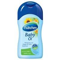 Bübchen Bakım Temizlik İçin Bebek Yağı 200ml.