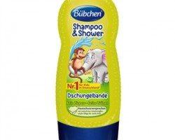 Bübchen Çocuk Şampuan Duş Jeli Jungle 230ml
