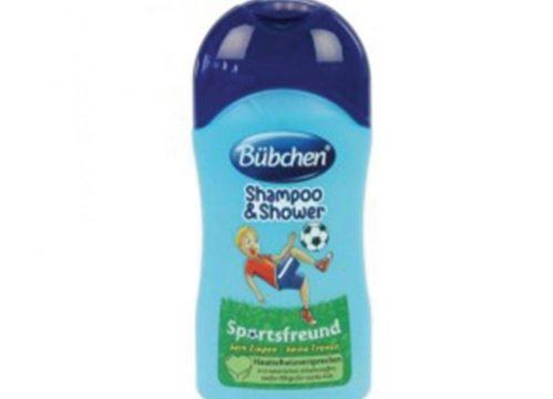Bübchen Çocuk Şampuanı ve Duş Jeli 50 ml