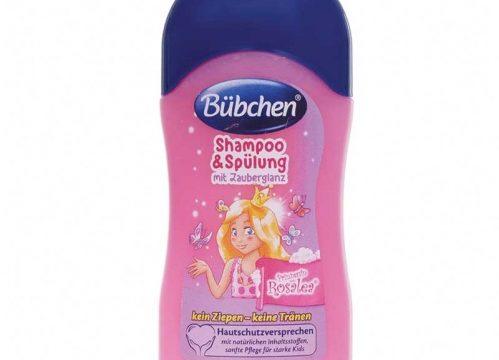 Bübchen Şampuan Bakım Balsamı Prenses Rosalea 50 ml