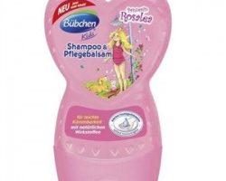 Bübchen Şampuan+Bakım Balsamı Prenses Rosalea 230ml