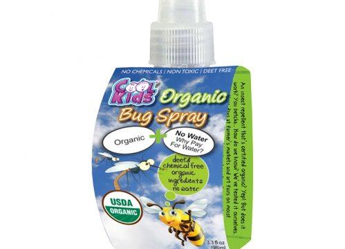 Cool Kids Organic Bug Spray 98ml