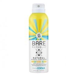 Coola Bare Republic Spf30 Mineral Sunscreen Kids Sprey 177ml