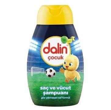 Dalin Çocuk Saç ve Vücut Şampuanı 300 ml – Elma Kokulu