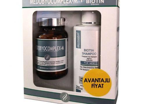 Dermoskin Medobiocomplex-e +Biotin Şampuan Hediyeli Paket Kullananlar