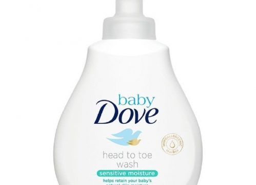 Dove Baby Head to Toe Sensitive Moisture 200 ml