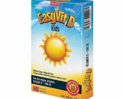 EasyVit D Kids 30 Çiğnenebilir Jel Tablet Kullananlar