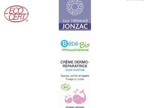 Eau thermale jonzac Organik Sertifikalı Hipoalerjenik Bebeklere Özel Düzenleyici Dermo Krem 40 ml