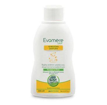 Evomere Yeni doğan Şampuanı 200ml