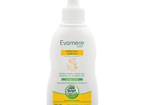 Evomere Yeni doğan Şampuanı 500ml