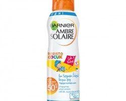 Garnier Ambre Solaire Çocuklar İçin Spf 50 Güneş Koruyucu 200ml