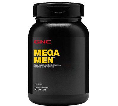 GNC Megamen 90 Kapsül Kullananlar