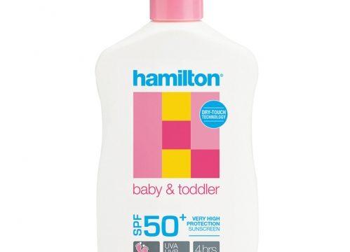 Hamilton Toddler Çocuk Güneş Koruyucu Spf 50+ Losyon 250ml