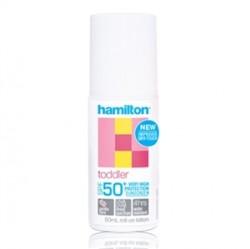 Hamilton Toddler Roll-On SPF50+ 50ml